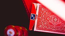 Карты игральные | Cohort Red by Ellusionist, фото 2