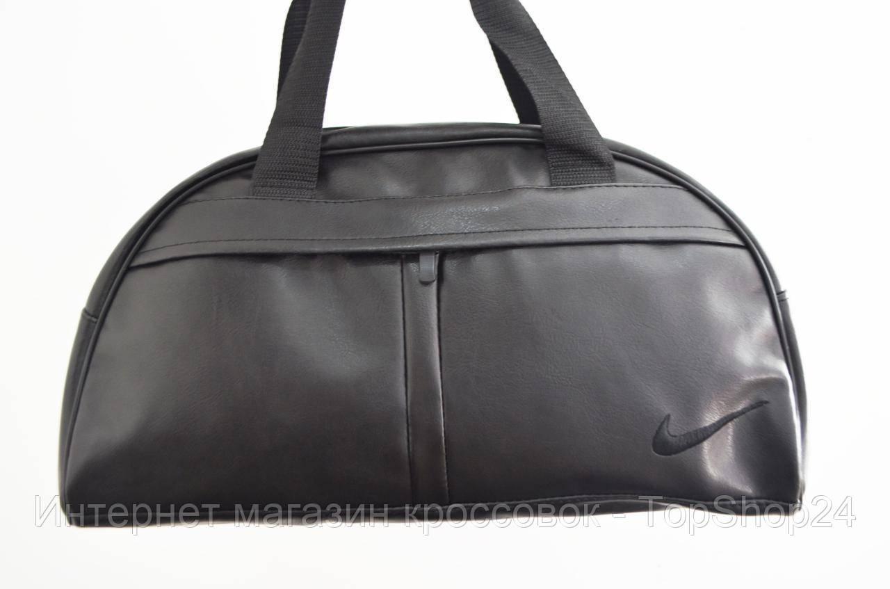 092ecb6212ac Спортивная сумка Nike (черный значок) - Интернет магазин кроссовок -  TopShop24 в Харькове