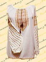 Жіноча вишиванка ОМ13, фото 1