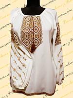 Жіноча вишиванка ОМ14, фото 1
