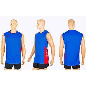 Комплект волейбольной формы PlayGame Man (28 комплектов), код: 6503M-BL