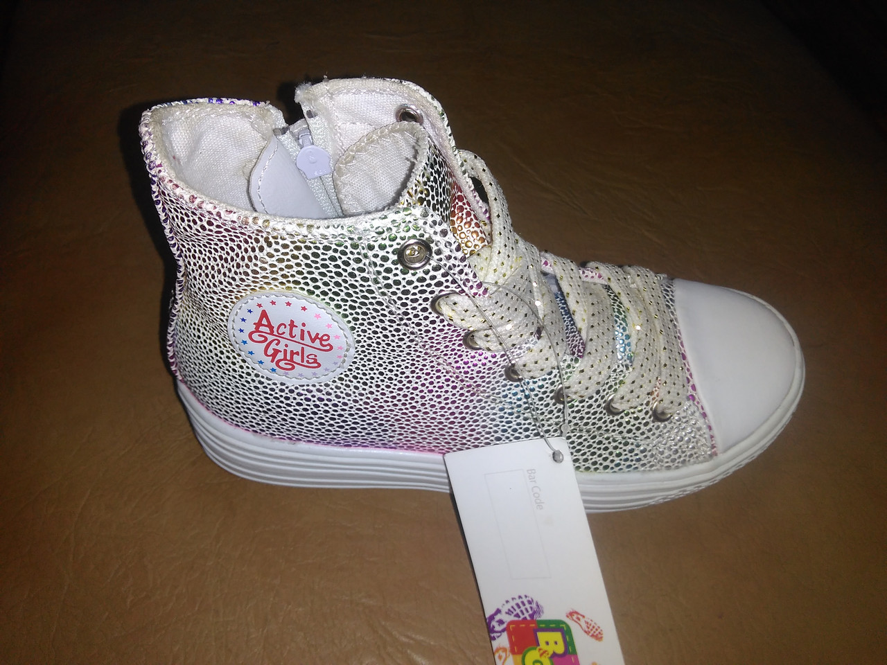 a3d68c25 Демисезонные ботинки 31,36 р. B&G на девочку, кеды, высокие, хайтопы ...