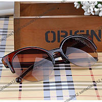 Модные женские солнцезащитные Очки Semi-Rimless от Vans ретро винтаж сонцезахисні окуляри
