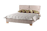 """Кровать 1,6 """"Феллини"""" Domini (мисти беж)"""