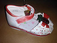 Босоножки 21-26 р. Y-Top на девочку сандалии, босоніжки, сандалі, дівчинку, летние, ортопед, закриті