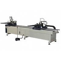Автоматический гидравлический двухголовый пресс для алюминиевых углов OZCELIK APEX-II