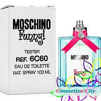 Тестер женский Moschino Funny,100 мл