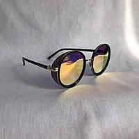 Солнцезащитные очки женские JIMMY CHOO ANDIE оранжевый