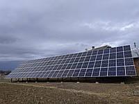 Сетевая солнечная электростанция 30 кВт под зеленый тариф (с. Ревно, Черновицкая обл)