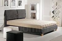 "Кровать 1,6 ""Феллини"" Domini (мисти грей-сапфир)"