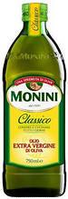 Оливковое масло Monini Classico extra virgine 1л