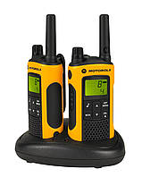 Носимая Радиостанция Motorola Tlkr T80 Extreme (Радиус Действия До 10км) (Гр4037)