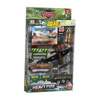 Набор военных машин Heavy Fire Kronos Toys XY140 (tsi_54779)