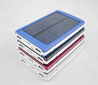 Power Bank 10000mAh  с солнечной батареей