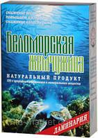 Морская капуста 100г (сухая, дробленая) ЛАМИНАРИЯ БЕЛОМОРСКАЯ ЖЕМЧУЖИНА