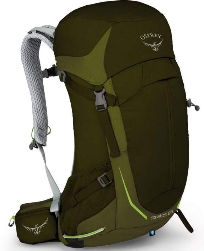 Рюкзак Osprey Hikelite 26 Aloe Green - O/S 009.1725 на 26 л, зеленый