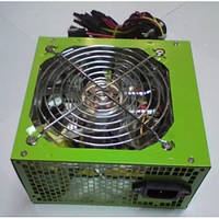 Блок питания D&C ATX-600W, 12см, 24 pin power supply, 2xMolex, 3xSATA, PCI Dх2 6PIN BOX