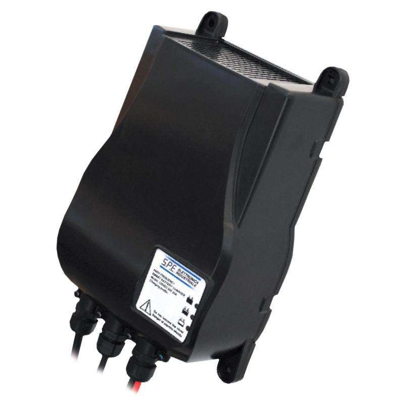 Зарядное для гелевых аккумуляторов S.P.E Elettronica Industriale CBHD3 25A