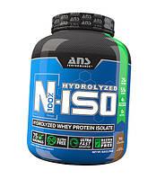 N-Iso 100% Hydrolyzed 2270г Молочный шоколад (29382001)