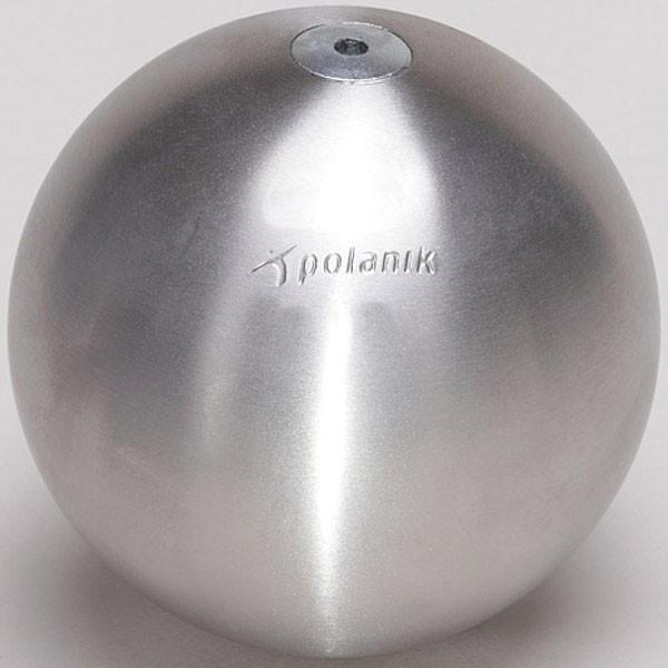 Ядро соревновательное Polanik Stainless 5 кг, код: PK-5/115-S