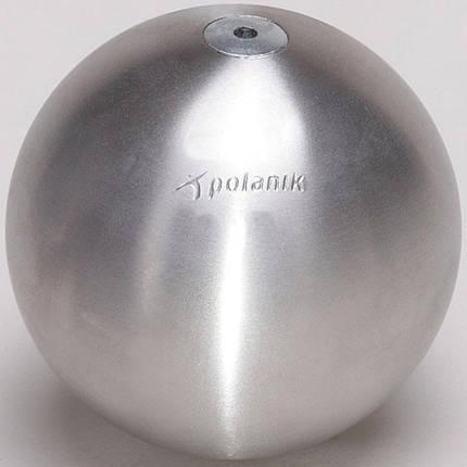 Ядро соревновательное Polanik Stainless 4 кг, код: PK-4/100-S, фото 2