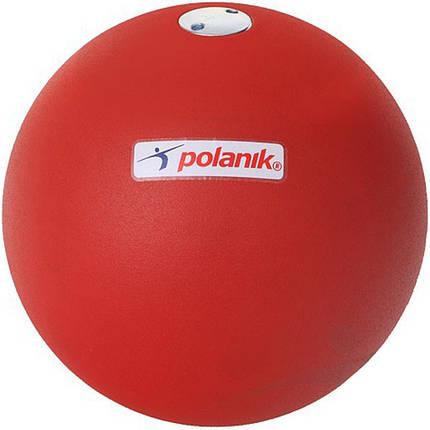 Ядро тренировочное Polanik 6,8 кг, код: PK-6,8/128, фото 2