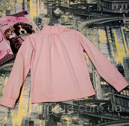 Водолазка-гольф розовая для девочки Five Stars KD0169-122p, фото 2