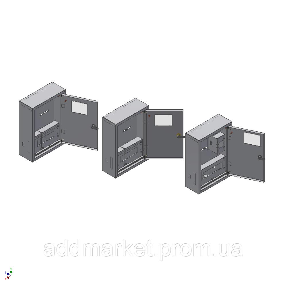Ящик обліку та розподілення ЯОРн-3/6, IP31 - АДД-Енергія