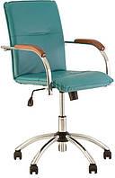 Кресло для посетителей SAMBA GTP Tilt CHR10 с механизмом качания