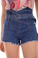 Джинсовые женские шорты оптом Miss bon bon лот10шт по 12Є