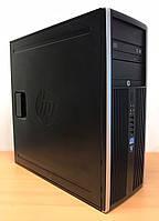 Системный блок, компьютер, Intel Core i3 3220, 4 ядра по 3,3 ГГц, 8 Гб ОЗУ DDR-3, HDD 160 Гб, видео 1 Гб, фото 1