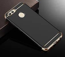 Чехол с золотыми вставками для Huawei Nova 2 (2 Цвета)