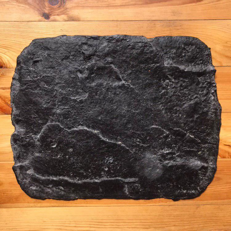 """Резиновый штамп """"Скала большая"""" для печати по полу и стенам 480*600*10мм"""