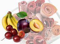 Пастила з аличі, банану та сливи (10г)