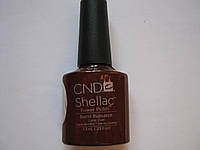 Гель-лак Shellac CND Burnt Romance