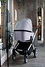 Детская коляска универсальная 2 в 1 Bexa Ultra Style X USX-2 (Бекса, Польша), фото 4