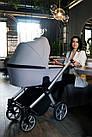 Детская коляска универсальная 2 в 1 Bexa Ultra Style X USX-2 (Бекса, Польша), фото 7