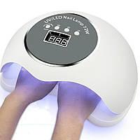 Лампа для сушки гель-лака для двух рук  BQ 72W PLUS UV/LED