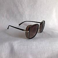 Солнцезащитные очки женские JIMMY CHOO ELVA шоколад, фото 1