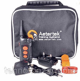 Электронный ошейник Aetertek АТ-918 С + антилай, водонепроницаемый