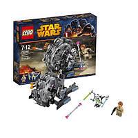Классический конструктор LEGO Star Wars Машина генерала Гривуса (75040)