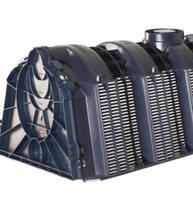 Комплект заглушек для дренажного тоннеля Graf 300 литров