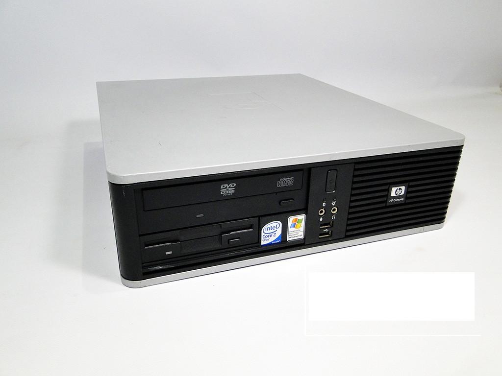 Системный блок, компьютер, Intel Core i3 3220, 4 ядра по 3,3 ГГц, 4 Гб ОЗУ DDR-3, SSD 120 Гб