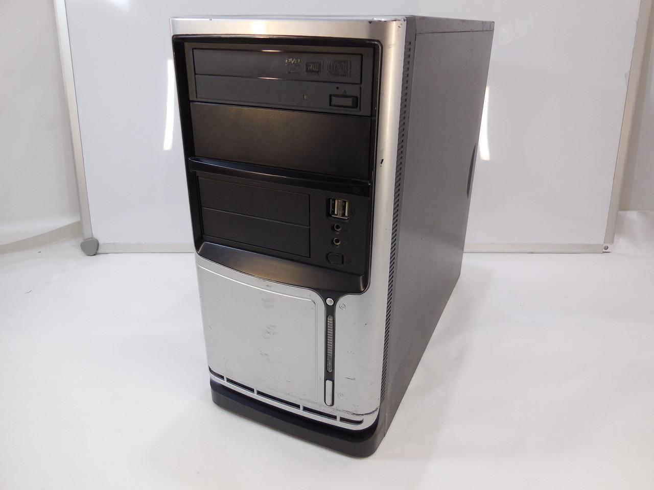 Системный блок, компьютер, Intel Core i3 3220, 4 ядра по 3,3 ГГц, 4 Гб ОЗУ DDR-3, SSD 240 Гб