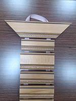 Рамочные фасады из профиля массив