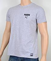 Футболки Puma оптом. PM1802 меланж, фото 1