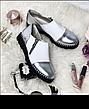 Туфли женские закрытые кожаные, размер:36-42, фото 2