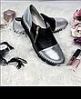 Туфли женские закрытые кожаные, размер:36-42, фото 5