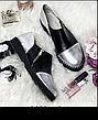 Туфли женские закрытые кожаные, размер:36-42, фото 6