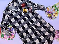 Рубашка для девочек от 8 до 12 лет